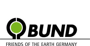Logo des BUND - Bund für Umwelt und Naturschutz Deutschland