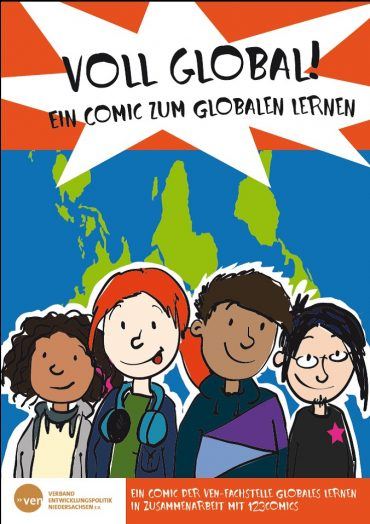 Comic Illustration Voll Global