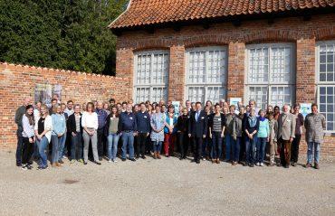 Teilnehmer*innen des Netzwerktrefffens