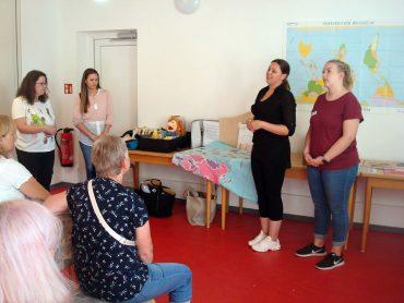 Bildungskoffer Globales Lernen für Bremer Kitas